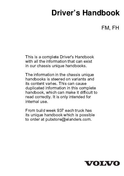 PDF) Manual Volvo | Jorge Martinez - Academia edu