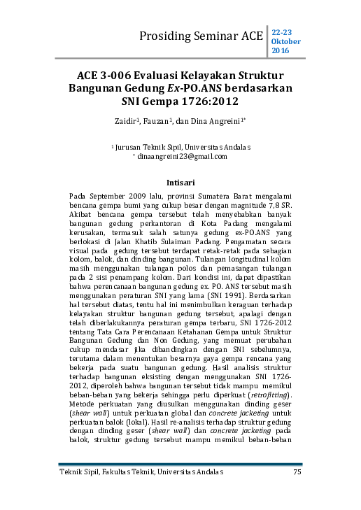 PDF) ACE 3-006 Zaidir.pdf | Conference UNAND - Academia.edu