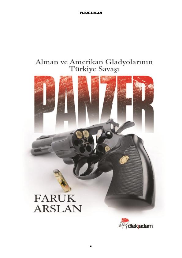 Pdf Panzer Ve Kurt Isyani Faruk Arslan Academia Edu