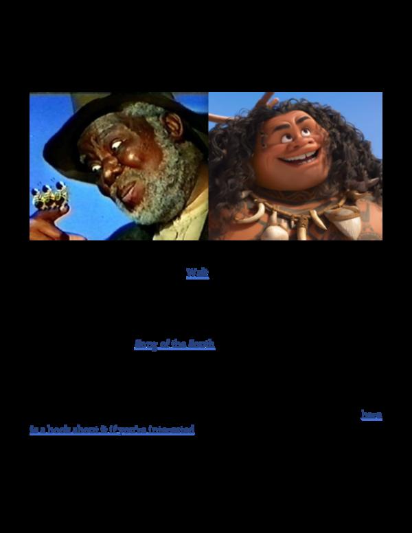 PDF) Zip-a-Dee-Doo-Dah: From Uncle Remus to Maui | Brian Kāfakafa