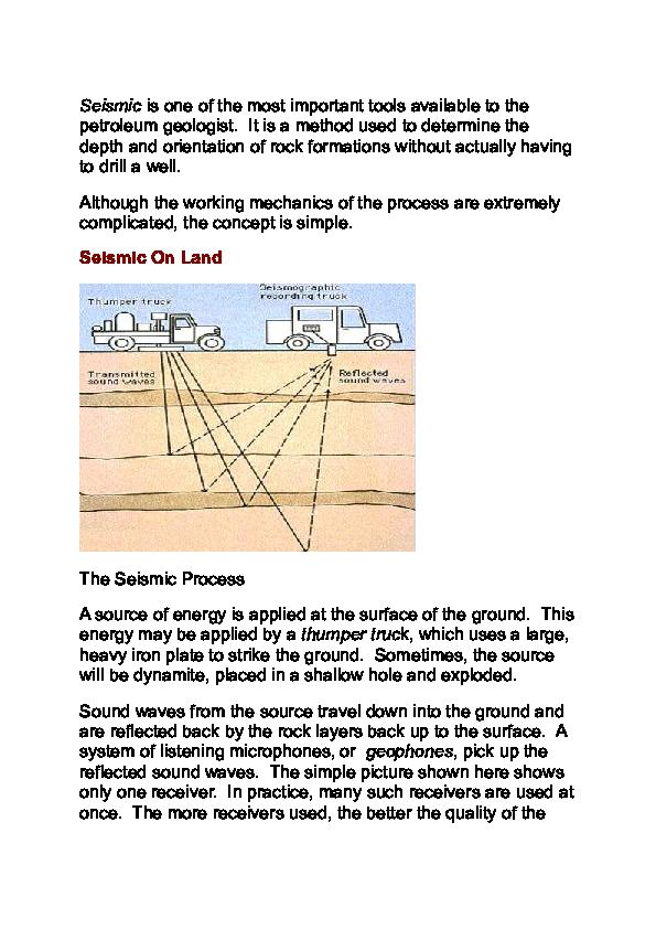 DOC) Seismic overview | oluwaseyi ogunkoya - Academia edu