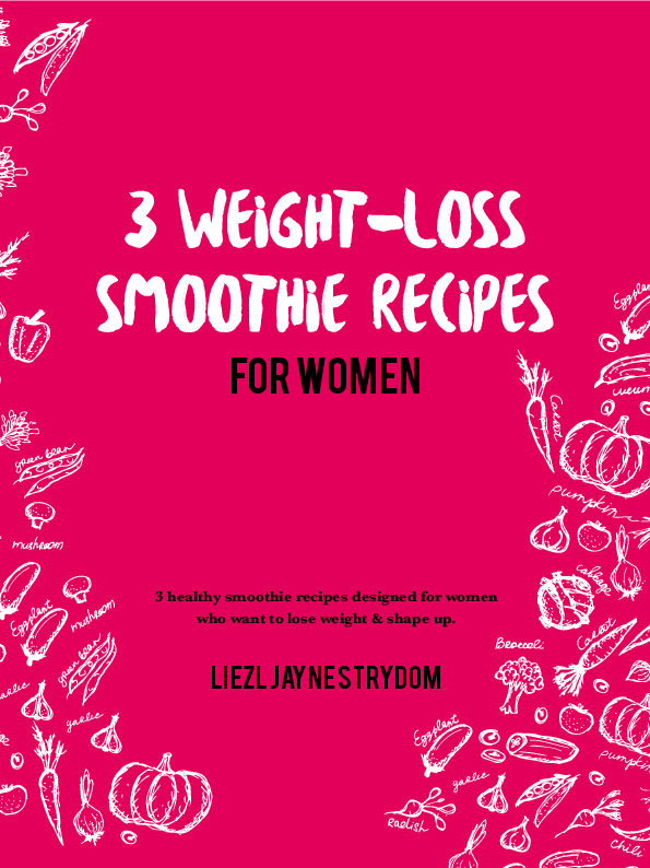 Pdf 3 Healthy Smoothie Recipes Designed For Women Who Want To Lose Weight Shape Up 3 Weight Loss Smoothie Recipes For Women Ghada Elzohbi Academia Edu