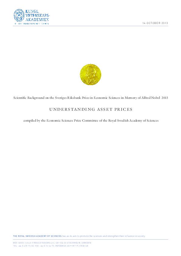 asset pricing revised edition john h. cochrane pdf