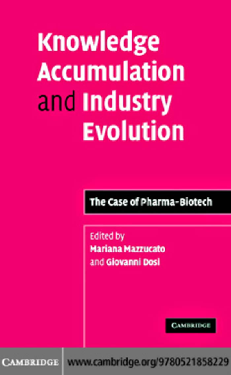 PDF) Governance, policy, and industry strategies: pharmaceuticals