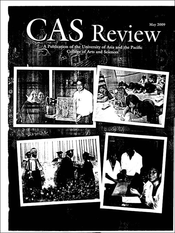 PDF) CAS Review (May 2009) | CAS Review - Academia edu