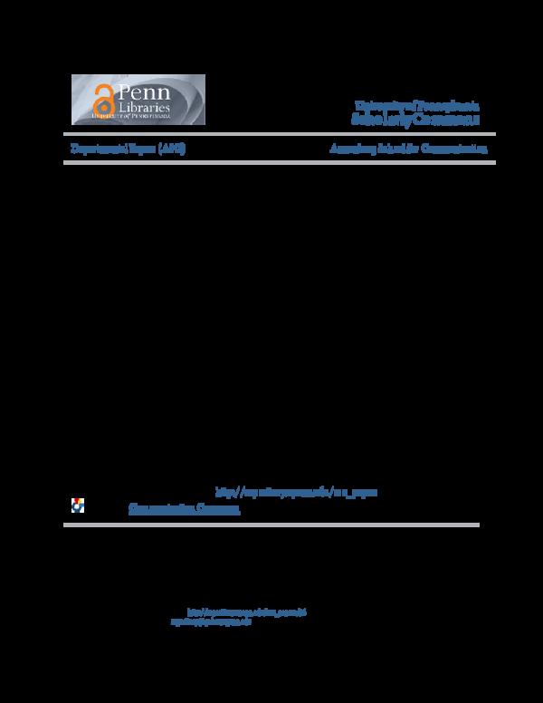 Pdf Design In The Age Of Information A Report To The National Science Foundation Nsf Daniel Boyarski Academia Edu