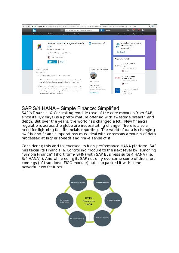 DOC) Simple finance   Sreenivas Kumar Pindiprolu - Academia edu
