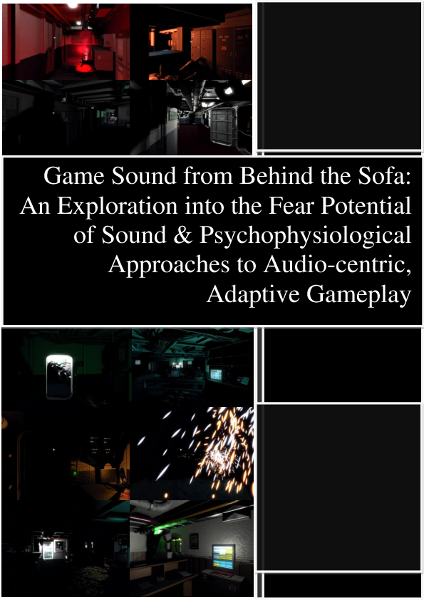PDF) Game Sound from Behind the Sofa : An Exploration into the Fear