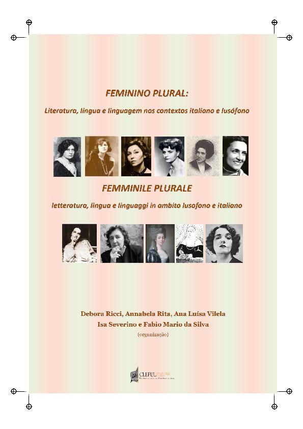 Itinerari di iniziazione al genere nella narrativa contemporanea per ... 75cdf65595