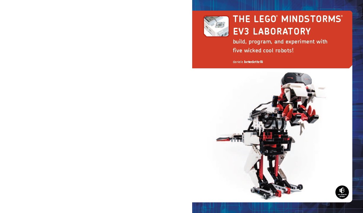 PDF) lego ® mindstorms ® eV3 laboratory build, program, and