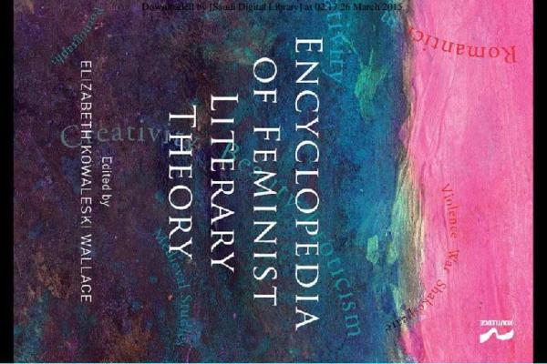 PDF) Encyclopedia of Feminist Literary Theory | souhila