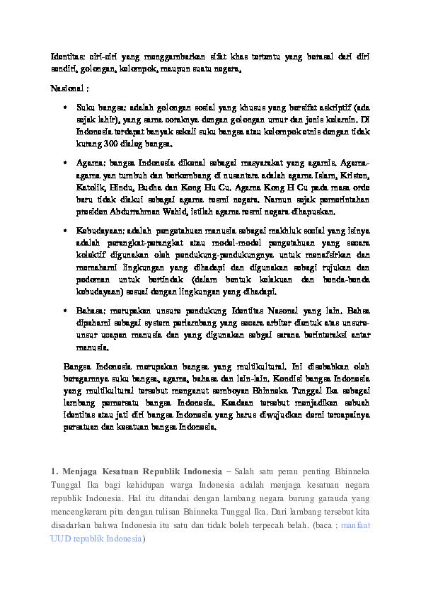 Doc Pkn Pegangan Anak Anak In Tan Academia Edu