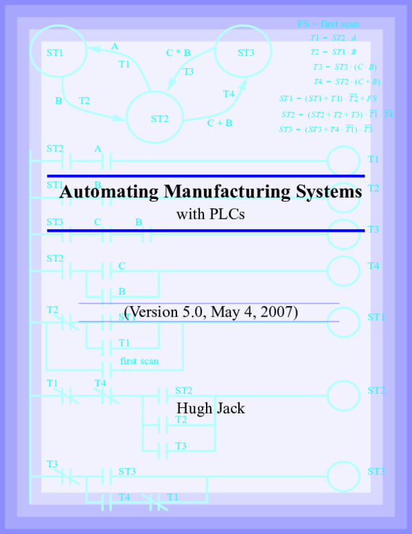 PDF) Automating Manufacturing Systems | marcos barreto