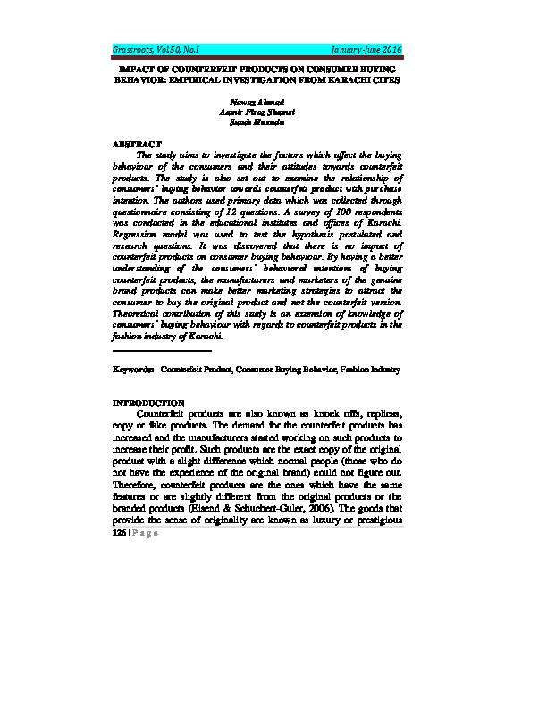 counterfeiting definition pdf