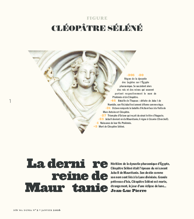 Pdf Cleopatre Selene La Derniere Reine De Mauretanie Jean Luc Pierre Academia Edu