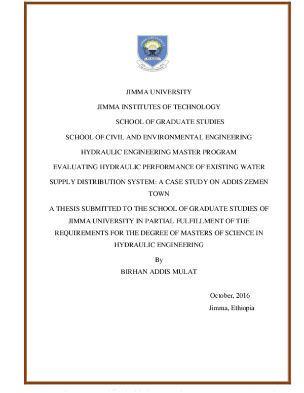 PDF) Pdf thesis | birhan addis - Academia edu