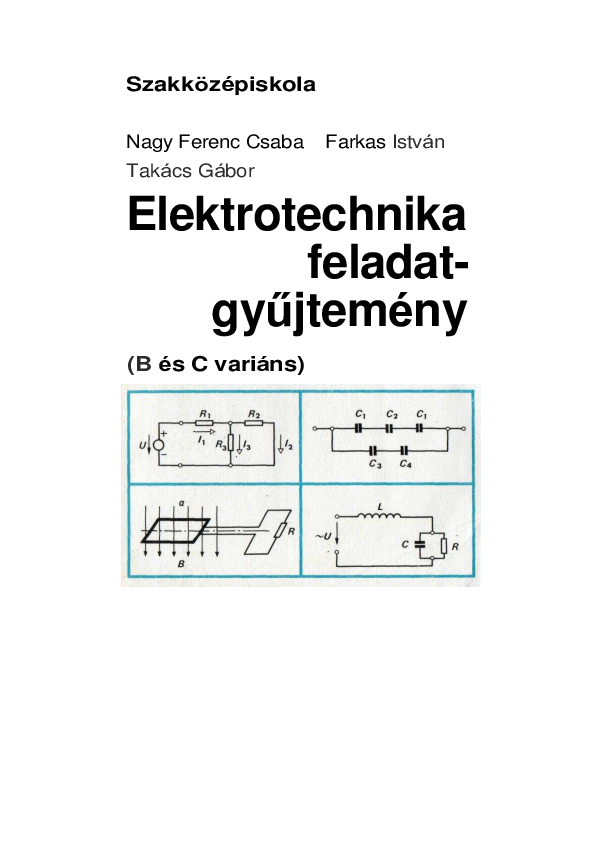 Elektrotechnika pdf