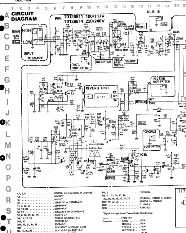 PDF) Roland jazz chorus amp schematic diagram (1) | Mauricio ... on true bypass schematic, egnater rebel 20 schematic, crate 50 tube amp schematic, vox ac4 schematic, fender power chorus schematic, peavey special 130 schematic, looper pedal schematic, 59 bassman schematic, gibson ga-40 schematic, fender tweed champ schematic, marshall super lead schematic, soldano x88r schematic, tube overdrive pedal schematic, vox ac30 schematic, marshall plexi schematic, marshall jcm 800 schematic, dumble schematic, frontman 25r schematic, marshall 1974x schematic, vox ac30cc schematic,