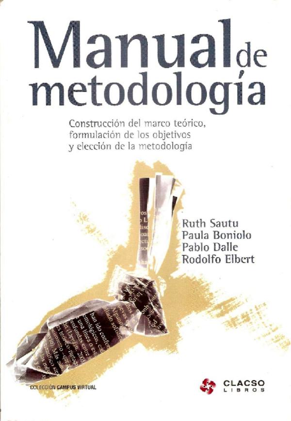 PDF) Manual de metodologa - Ruth Sautu.pdf | Virginia Mendez ...
