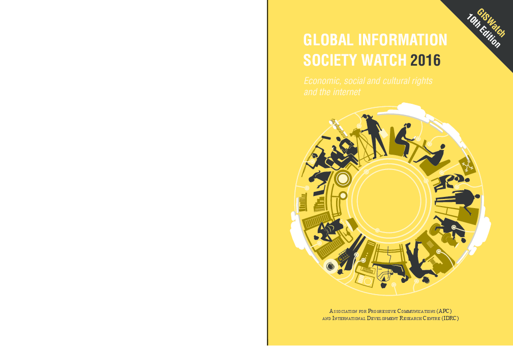 PDF) GISWatch 2016 - Economic, Social and Cultural rights (ESCRs