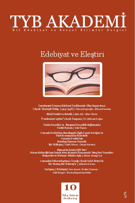 Türkiyede fantastik edebiyat ciddiye alınmıyor, bu Batıda da böyle 15