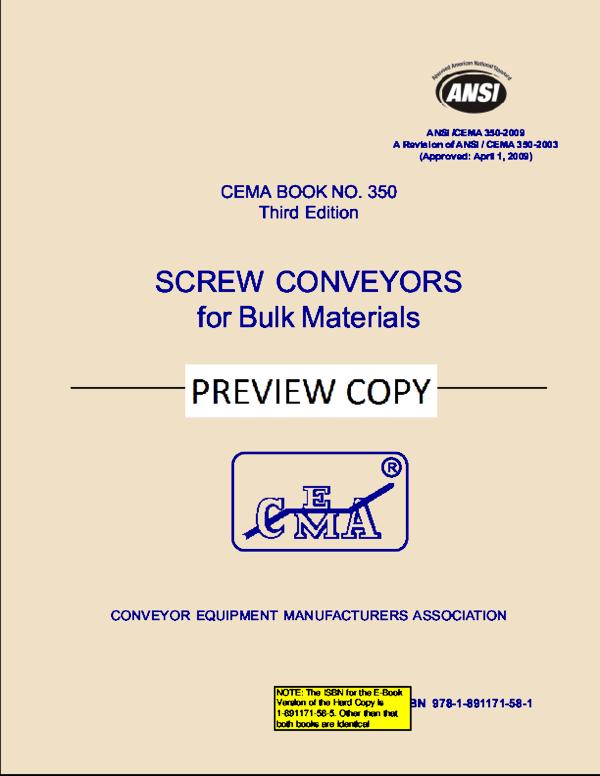 Cema Book 350