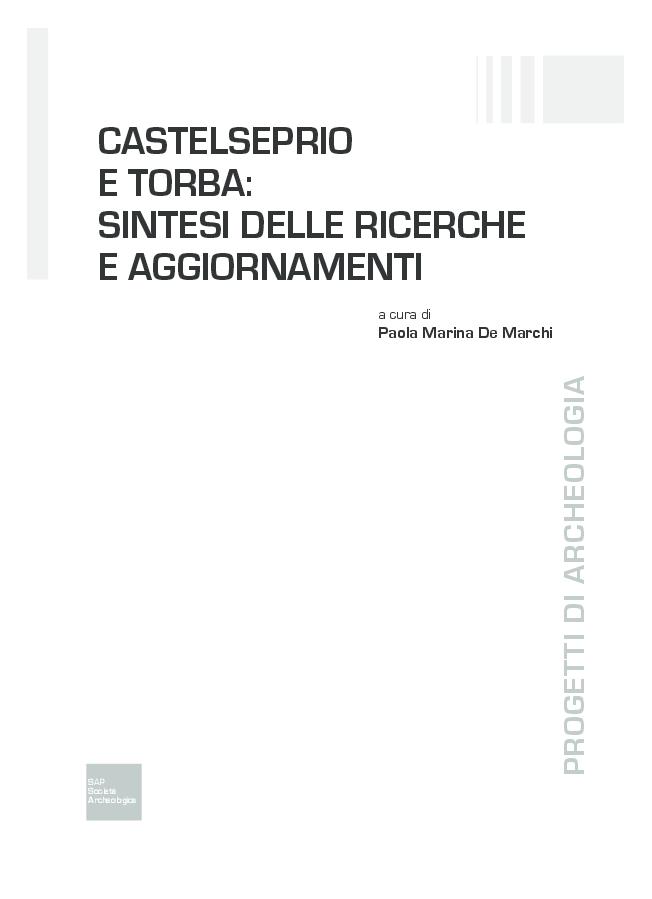 PDF) G P  Brogiolo, Per una storia religiosa di Castelseprio