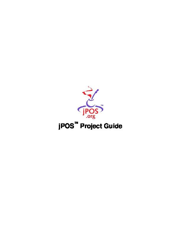 PDF) jPOS ™ Project Guide | Winda Heris DukDam - Academia edu