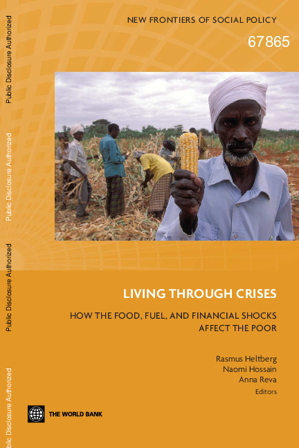 PDF) Living through crises: How the food, fuel, and