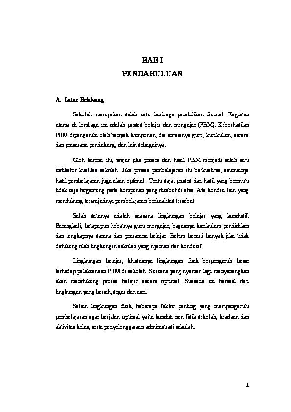 Doc Laporan Observasi Victorya Scent Academia Edu