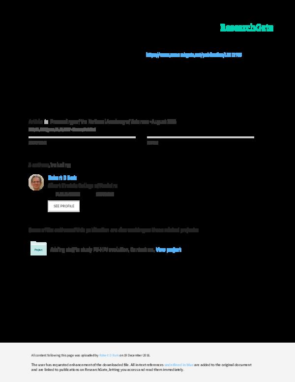 PDF) A second major native von Hippel-Lindau gene product