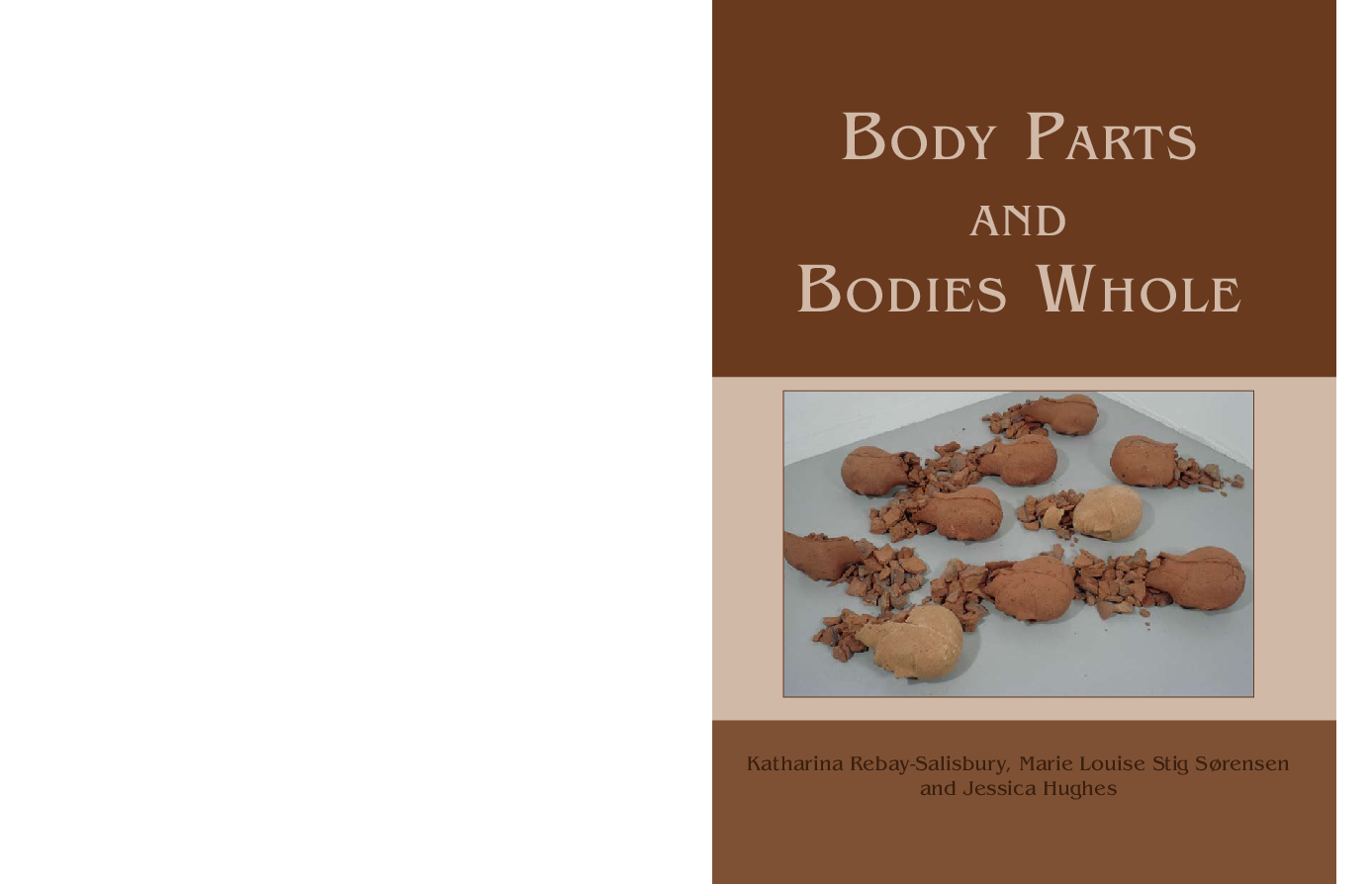 PDF) Body Parts and Bodies Whole: Changing Relations and