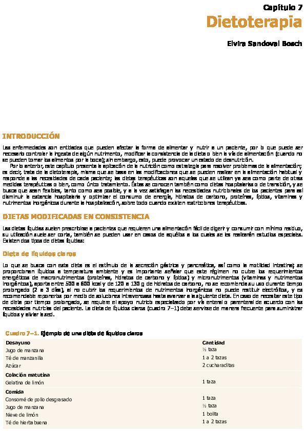 Ejemplo de dieta blanda pdf