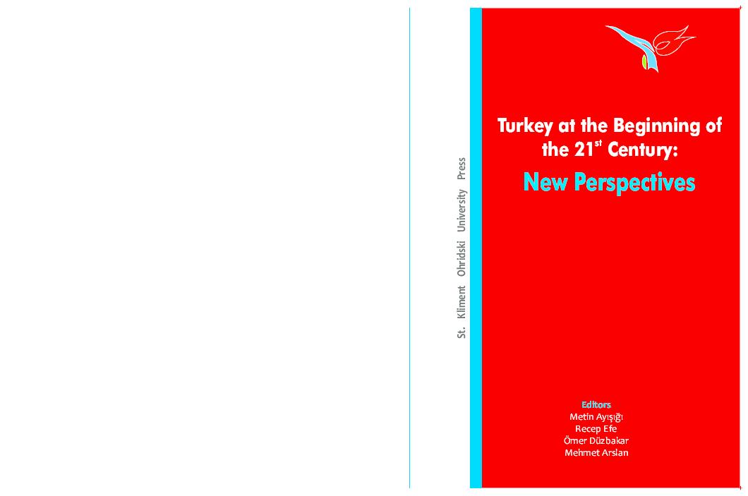 Pdf Turkey At The Beginning Of 21st Century Recep Efe