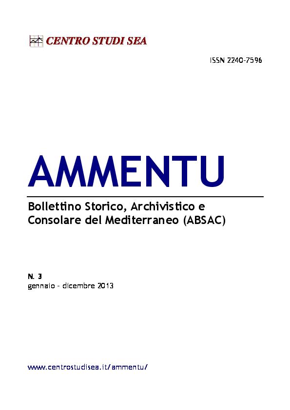 PDF) N° 3 (2013)  AMMENTU N. 3  4762ef4a3a2e