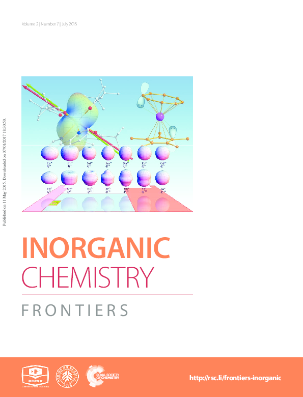 PDF) http://rsc li/frontiers-inorganic | Paranthaman Vijayan