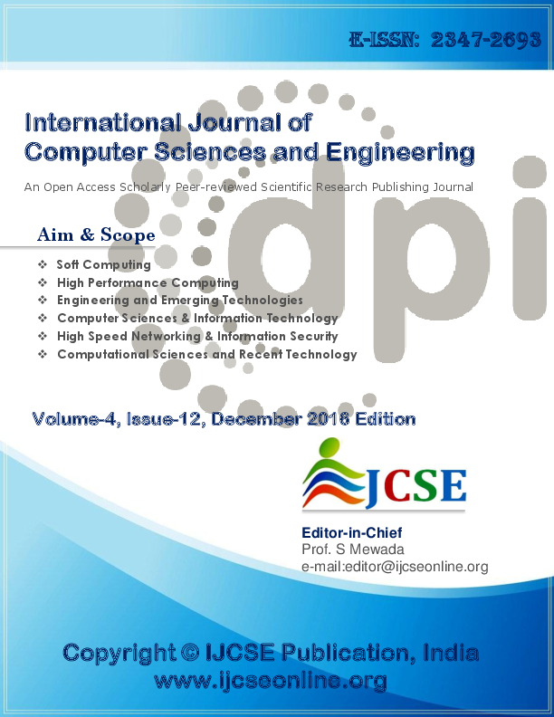 PDF) International Journal of Computer Sciences and