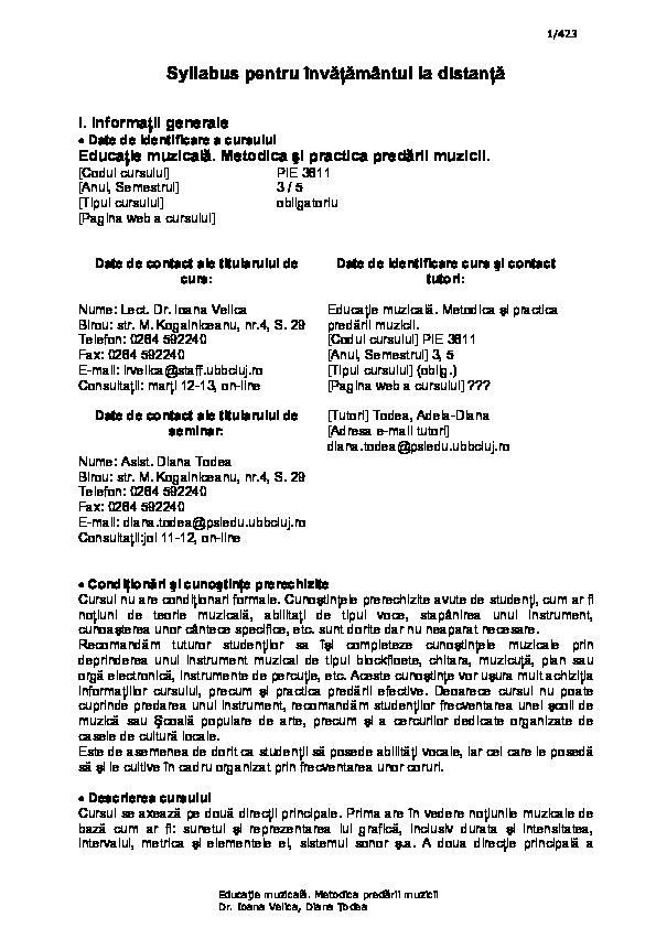 metoda tamburinei de tratament comun