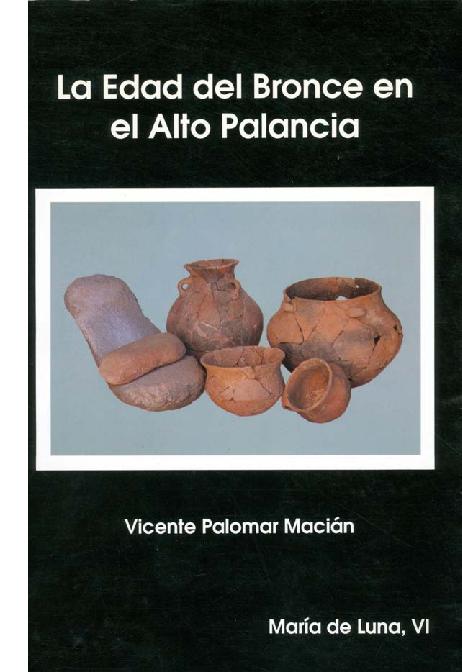 678d5ab83c61 PDF) La Edad del Bronce en el Alto Palancia.