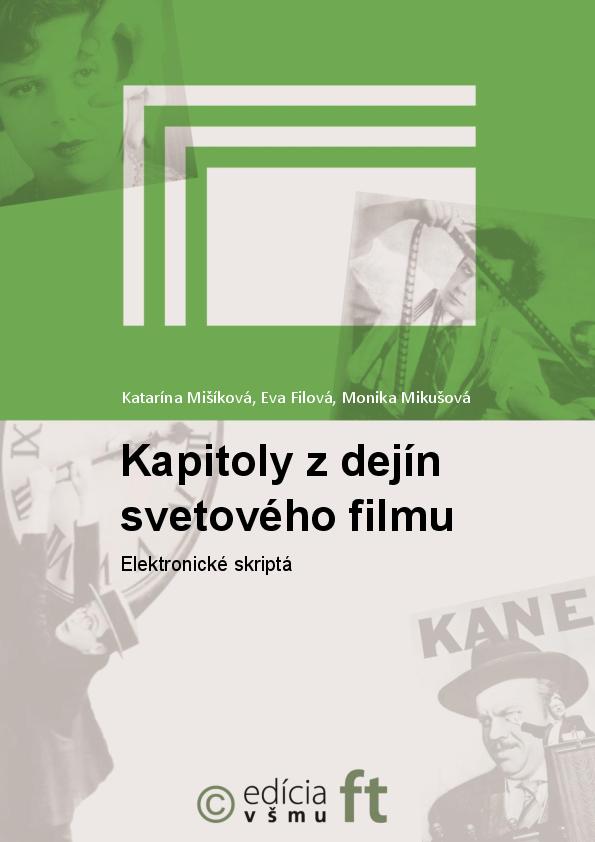 PDF) Kapitoly z dejín svetového filmu Elektronické skriptá ... e36eb7b3405