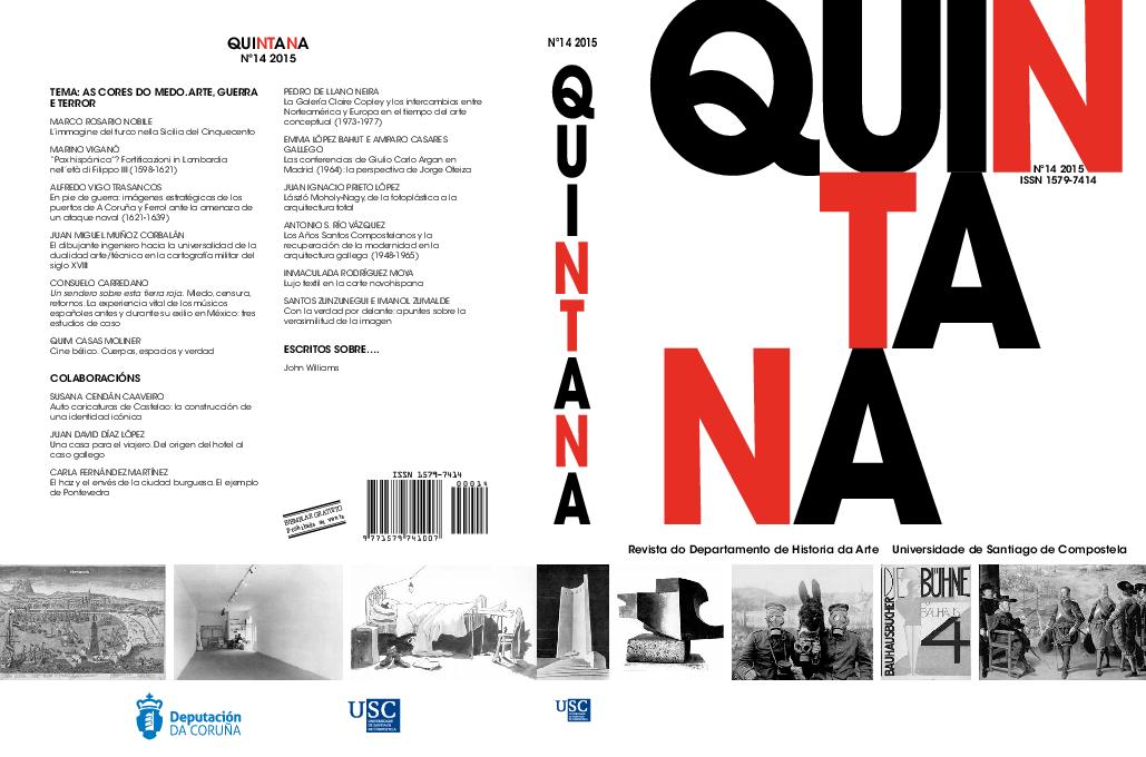 cd80f71501 PDF) QUINTANA 14 (2015) | Revista Quintana, Alfredo Vigo Trasancos ...