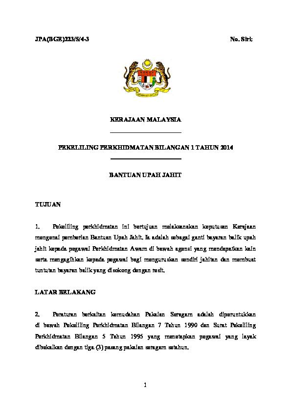 Pdf Borang Buj Harith Hashim Academia Edu
