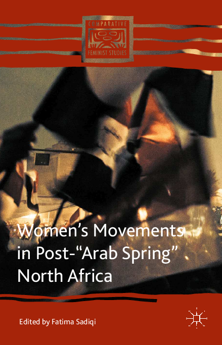 Pdf Women S Movements In Post Arab Spring North Africa
