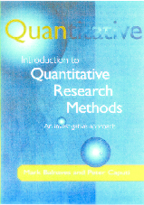 PDF) QUANTITATIVE RESEACH METHODS.pdf | FAHMI REZA - Academia.edu