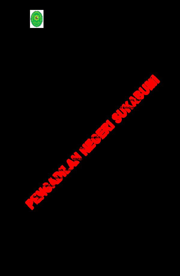 Pdf Contoh Putusan Pengadilan Nurul Fatimah Academiaedu