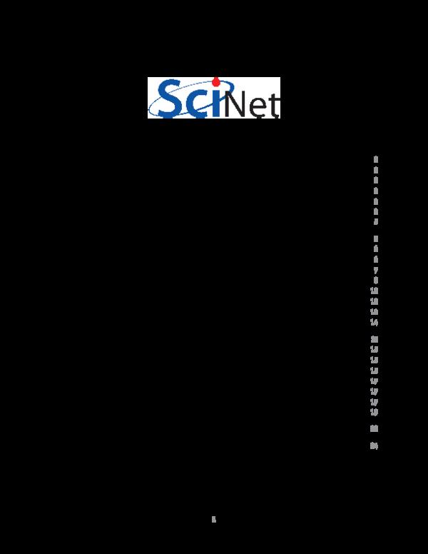 PDF) Sci Net Tutorial | wsfg wewtw - Academia edu