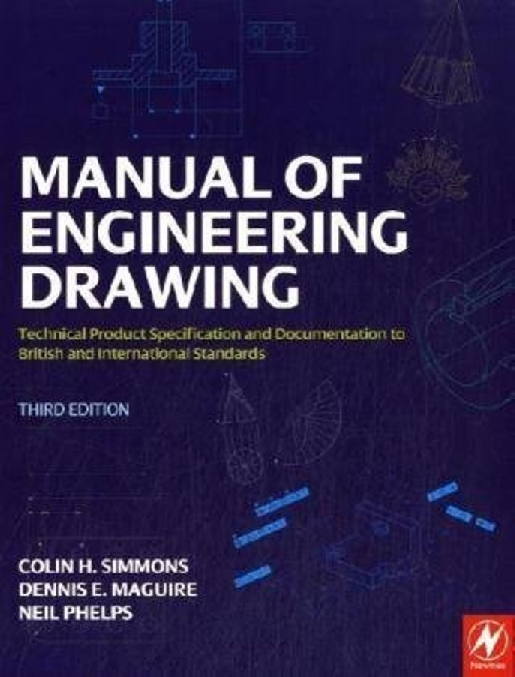 PDF) Manual of Engineering Drawing 3rd Edition - By (Colin H