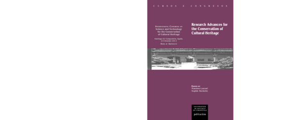 PDF) Research Advances for the Conservation of Cultural