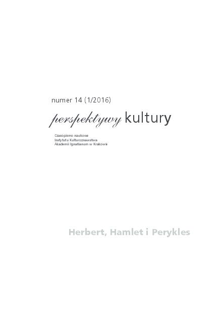 6e9d60df PDF) PERSPEKTYWY KULTURY   Iwona M. Parzniewska - Academia.edu