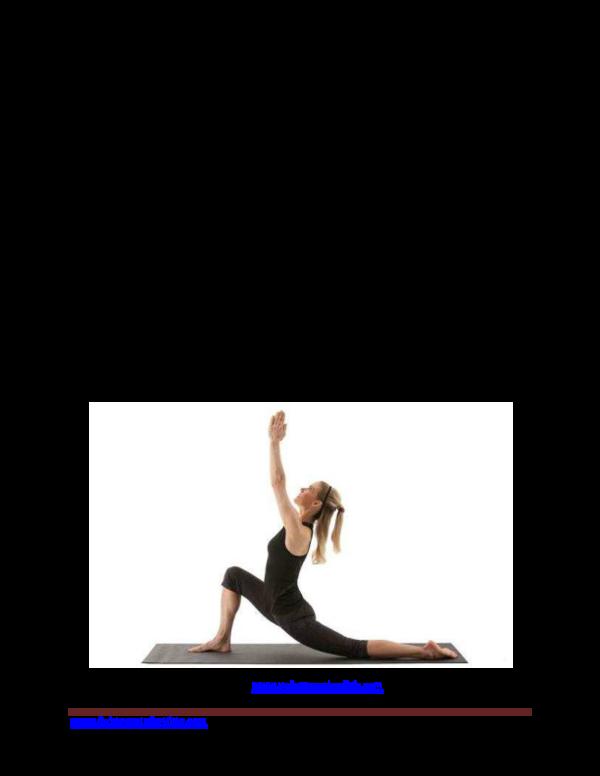 Pdf Yoga Poses For Fertility And Conception Aurora Flueran Academia Edu